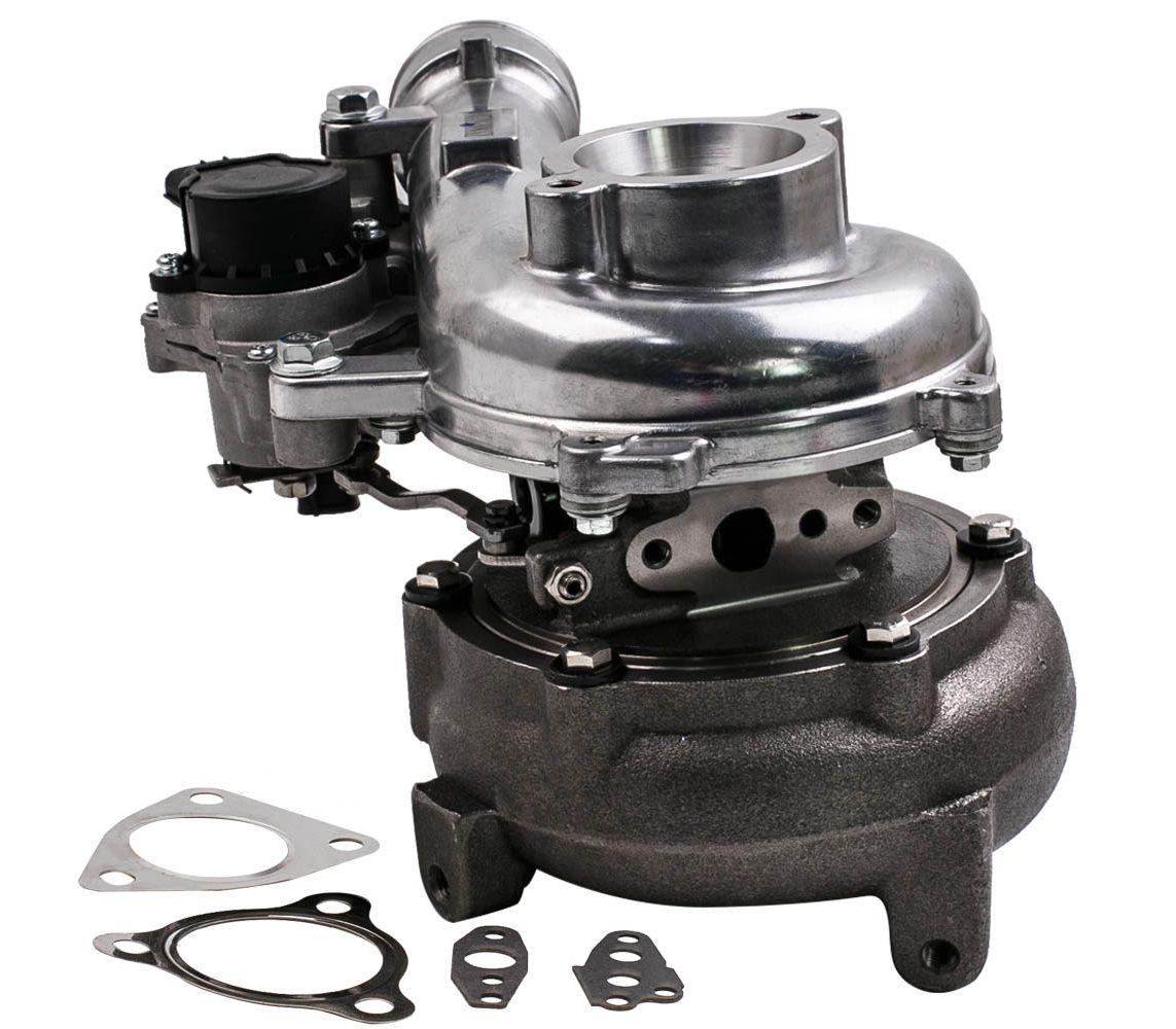 Turbo Turbocharger 1KD-FTV CT12V CT16V 17201-30150 17201-0L040